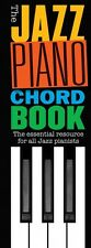 The Jazz Piano Chord Book Book NEW 014043742