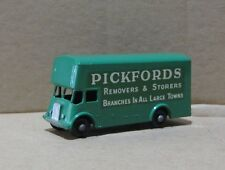 MATCHBOX LESNEY NO. 46 PICKFORDS REMOVAL VAN GREEN - EXCELLENT