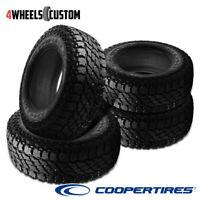4 X New Cooper Discoverer S/T Maxx LT275/65R20R10 126/123Q Tires