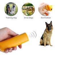 Dispositif de contrôle de train répulsif ultrasonique de chien d'anti barking SQ