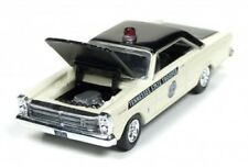 1/64 RACING CHAMPIONS 3A3 Tennessee State Trooper 1965 Ford Galaxie
