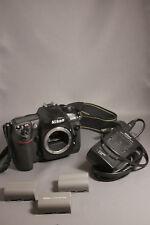 Nikon D D200 10.2MP Digital SLR Camera - Black (Body Only)