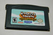 Harvest Moon: Friends of Mineral Town (Game Boy Advance) GBA good
