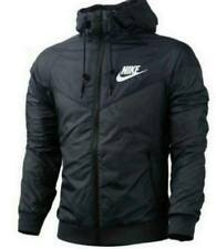 Nike slim men windbreaker jacket size large