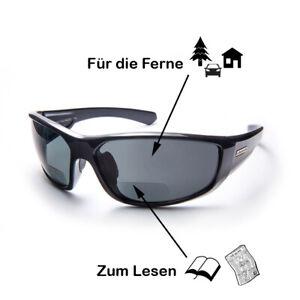 Urbanium  Eyewear Rio - polarisierte sportliche Sonnenbrille mit Lesefenster