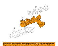 TOYOTA OEM 05-06 Tundra-Exhaust Manifold 1710550190