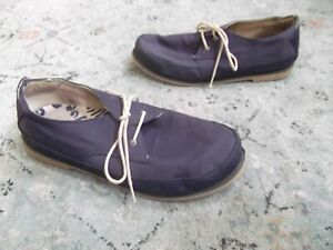 Olukai Honolulu Lace Mesh Mens Blue  Casual Sneakers size 12