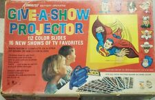 Kenner battery operated Give A Show Projector