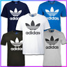Adidas T-Shirt Herren Shirt Trefoil Logo Shirts Originals 3 Stripes S - XXL