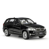 1:24 Scale BMW X5 SUV Model Car Diecast Vehicle Toy Collection Gift Black