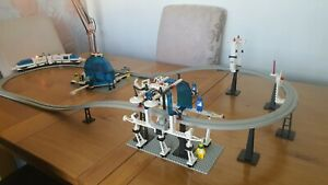 Rare - Lego Monorail Transport System  6990 - with box incomplete/discolouration