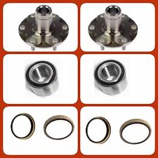 FRONT WHEEL HUB & BEARING FOR TOYOTA 4RUNNER SEQUOIA TUNDRA 4WD ONLY PAIR NEW