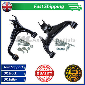 Fits Land Rover Discovery3 Rear Left Upper+lower Suspension Arm +Fittings