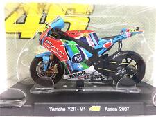 Leo 1:18 VR46 Rossi Yamaha YZR M1 Assen 2007 Motogp Model
