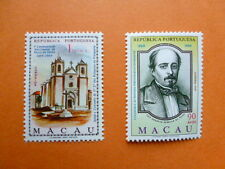 LOT 5283 TIMBRES STAMP DIVERS MACAO MACAU ANNEE 1969