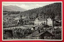 Ak zobten en WRO para 1930 exerzitienhaus St. lgnatius con iglesia de montaña (7992