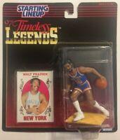 Walt Frazier NY Knicks '97 Timeless Legends Kenner Starting Lineup Basketball