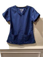 greys anatomy scrubs medium top