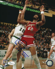 Artis Gilmore Autographed Signed 8x10 Photo - w/JSA COA NBA Chicago Bulls HOF