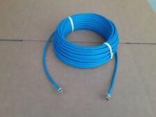 150ft Belden 1695A RG-6 HD-SDI  Plenum BNC Male Low Loss Serial Digital  Cable.
