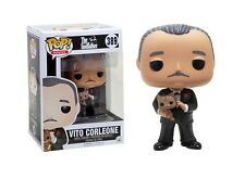 Funko Pop Movies: The Godfather - Vito Corleone Vinyl Figure Item No. 4714
