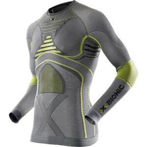 X-Bionic Radiactor Evo Technology Yellow / Gary Shirt Man Size L / XL