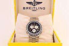 Breitling Júpiter piloto navitimer a59028 reloj hombre fullset