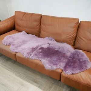 60x160cm 9 colors Australian Sheepskin Rug Natural Fur Sofa Cushion Sofa Decor