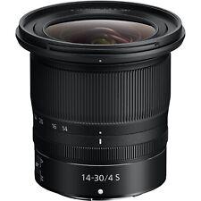 Brand New Unused Nikon NIKKOR Z 14-30mm f/4 F4 S S-Line Zoom Lens Z7 Z6 Z50