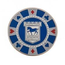 Ipswich Town FC CASINO 'CHIP PALLA MARCATORE Calcio Regalo Ufficiale