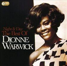 Night & Day: The Best of Dionne Warwick by Dionne Warwick (CD, Apr-2009, 2 Discs, Sony Music)