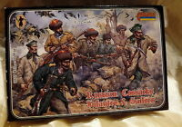 Russian Cossacks Kosaken Krim Krieg Strelets STR 0027 1/72 1:72 Figuren NEU xx