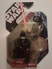 2007 Hasbro Star Wars 30th Anniversary Darth Vadar w/collector coin (New)