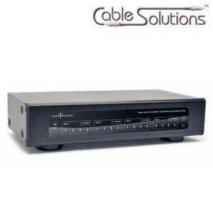 Audio Authority CMX-144 Component Video / Audio Matrix