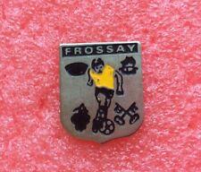 Pins FOOT Football Soccer CLUB FROSSAY Sport
