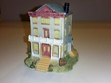 Americana Liberty Falls Hand Painted Collection Ah45 Rev.Watkins House