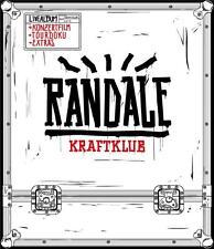 Randale (live Ltd. Special Edt Br+2 Cd) von Kraftklub (2015) 2CD+Blu-ray Neuware