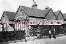 ST 182 - The Hospital, Barton Under Needwood, Staffordshire - 6x4 Photo