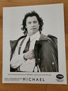 Michael original press photo - John Travolta - 8 x 10