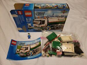 LEGO City - Octan Energy - Tanker Truck 60016