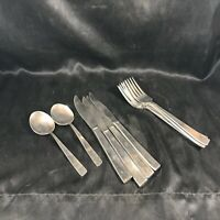 Lot of 11 Vintage SOHNACO Stainless Flatware