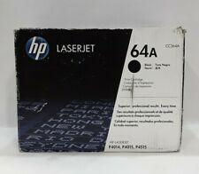 GENUINE 64A HP CC364A Toner Cartridge LaserJet P4014 P4015 P4515 NEW OEM BG022