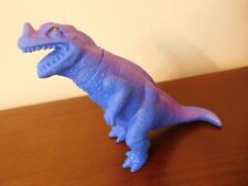 Vintage 1988 Playskool Definitely Dinosaurs Ceratosaurus - Purple Dinosaur