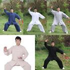 Kung Fu Tai Chi Cotton Uniform Martial Arts Wushu Clothing Taiji Wing Chun Suit