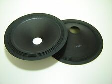 "Pair 10"" Paper Speaker Cones - Recone Parts - 410383"