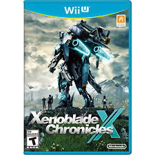 Xenoblade Chronicles X (Wii U, 2015)