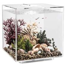 BiOrb CUBE 60 Complete Aquarium Fish Tank MCR LED - Clear