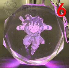 Dragon Ball Dragonball Z FLYING Crystal Key Chain LED key chains best gift