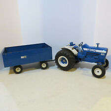 Ertl Ford 8600 Tractor with Barge Wagon 1/12  FD-807-G