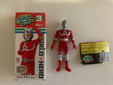 Popy World Hero #3 Ultraman Joneus box bullmark bandai takara